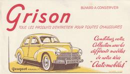 Peugeot 4 Plces 7 Cv  ( Grison ) - Macchina