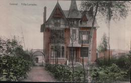 16430  GENVAL   ECRITE - Lorraine