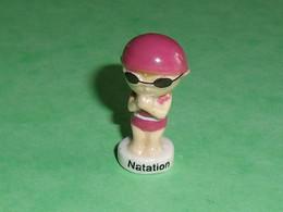Fèves / Fève / Sports :  Natation  T13 - Sports