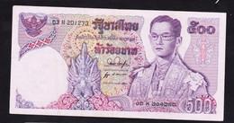 BANKNOTES-THAILAND-CIRCULATED SEE-SCAN - Thailand