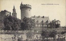 12 - Château De Bournazel (Aveyron) - Edition Douchez (non Circ.) - Otros Municipios