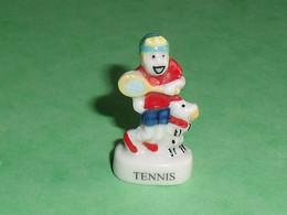 Fèves / Fève / Dessins Animés / Films / BD : Tom Et Pilou , 2008 , Tennis  T13 - Cartoons