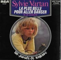 """Sylvie Vartan 45t. SP """"la Plus Belle Pour Aller Danser"""" - Other - French Music"""
