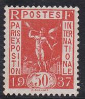 France 1936 - Timbre (a) Neuf** Gommé Dentelé N325 - Nuevos