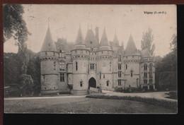 95 - VIGNY - Le Château - Vigny