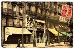 AK Frankreich: Paris (Xe Arrond), La Scala, Gel. 2.8.1908 - Unclassified