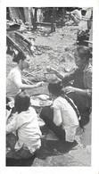 CPSM Moutarde Amora - HONG KONG - Marchand De Poissons ( ͡◕. ͡◕) ♣ - Reclame