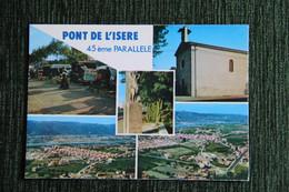 PONT DE L'ISERE - Other Municipalities