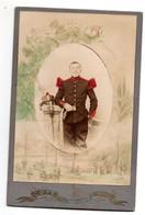 CDV Militaire Du 161 R.I Saint Mihiel - Guerra, Militari