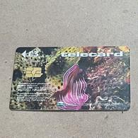 CYPRUS-(1199CY)-prostheceraeus Giesbrechtii-(172)-(3£)-(6/1999)-(1199CY01361373)-used Card+1card Prepiad Free - Cyprus
