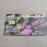 CYPRUS-(1199CY)-prostheceraeus Giesbrechtii-(173)-(3£)-(6/1999)-(1199CY01369254)-used Card+1card Prepiad Free - Cyprus