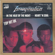 """7"""" Single, Imagination - In The Heat Of The Night - Disco, Pop"""