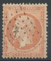 Lot N°62131   N°23, Oblitéré Ancre - 1862 Napoleone III