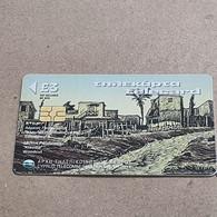 CYPRUS-(1200CY-b)-Larkos Panayiotis-(175)-(3£)-(6/2000)-(1200CY03767242)-used Card+1card Prepiad Free - Cyprus