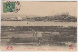 VIET-NAM - TONKIN - SEPT PAGODES - VUE GENERALE - Vietnam