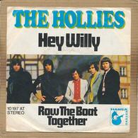 "7"" Single, The Hollies - Hey Willy - Disco, Pop"