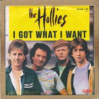 "7"" Single, The Hollies - I Got What I Want - Disco, Pop"
