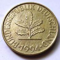 Germany 1994-A - 10 Pfennig [KM# 108] - 10 Pfennig