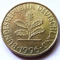 Germany 1996-A - 10 Pfennig [KM# 108] - 10 Pfennig