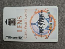 F849.985 - AFFICHE LENS SERIE PAR 7 - COTE 22E - 1998