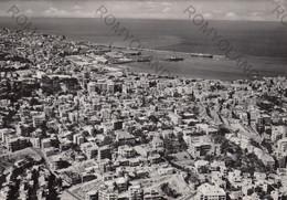 CARTOLINA  BEIRUT,LIBANO,LE PORT,VIAGGIATA 1958 - Lebanon