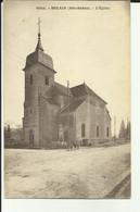 70 - Haute Saone - Delain - Monument Aux Morts - L'église - Enfants - - Otros Municipios