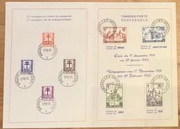België Kastelen 1951 - Unclassified