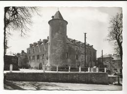 12 SALLES CURAN N°127 Château Du XVème Hostellerie Du LEVEZOU VOIR Flamme De Millau En 1961 - Altri Comuni