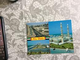 POSTCARD DUBAI ABU DHABI AK OLD POSTCARD - Dubai
