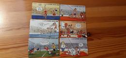 Phonecard Set Israel - Cartoon, Sport - Israël