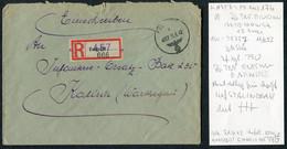 1942 (June 11) Registered Einschreiben Feldpost 29777 Cover Feldpostamt 176 Stalingrad 6th Army - Kalisch. 17th Army - Covers & Documents