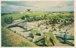 WW2 - Post Card CPA - Army Artillerie Artillery Tanks Planes War Material Combat - Russia