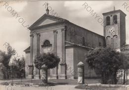 CARTOLINA  S.PROSPERO,MODENA,EMILIA ROMAGNA,CHIESA,STORIA,MEMORIA,RELIGIONE,CULTURA,BELLA ITALIA,VIAGGIATA 1954 - Modena