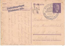 6691  --WINDSHEIM - Covers & Documents