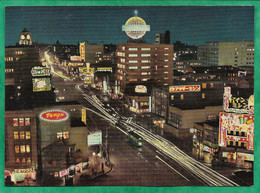 """Tokyo The Ginza Street 2scans Tramway """"Tokyo Grill"""" - Tokyo"""
