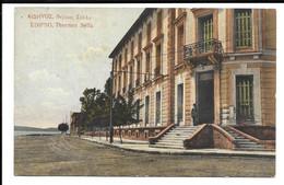 GREECE ,  POSTCARDS OF EDIPSOS , THERMAE SYLLA - ΕΔΙIPSΟΣ, ΘΕΡΜΑΕ ΣΥΛΛΑ ,  MILITARY MA                 IL STAMP , 1942 . - Grèce
