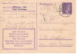 6692  --Saldenburg  LAGERPOST - Covers & Documents