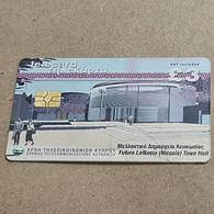 CYPRUS-(1599CY-bb)-Future Lefkosia-(187)-(3£)-(10/1999)-(1599CY02301638)-used Card+1card Prepiad Free - Cyprus
