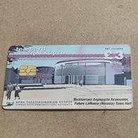 CYPRUS-(1599CY-bb)-Future Lefkosia-(188)-(3£)-(10/1999)-(1599CY02303419)-used Card+1card Prepiad Free - Cyprus