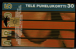 FINLAND 1995 PHONECARD ARS 95 USED VF!! - Finland