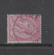 COB 46 Oblitération Centrale FRAIRE - 1884-1891 Leopold II