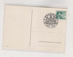 GERMANY AUSTRIA BRAUNAU 1939 Nice Postcard - Covers & Documents