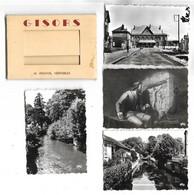 GISORS - Pochette De 10 Vues 9 X 6.5 Cm - Gisors