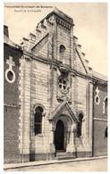 62 Pensionnat St-Joseph De BUCQUOY - Façade De La Chapelle - Andere Gemeenten