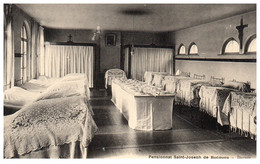 62 Pensionnat St-Joseph De BUCQUOY - Dortoir - Andere Gemeenten