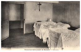 62 Pensionnat St-Joseph De BUCQUOY - Infirmerie - Andere Gemeenten