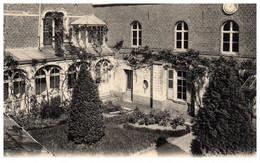 62 Pensionnat St-Joseph De BUCQUOY - Cour D'honneur - Andere Gemeenten