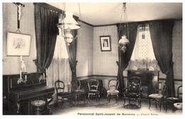 62 Pensionnat St-Joseph De BUCQUOY - Grand Salon - Andere Gemeenten