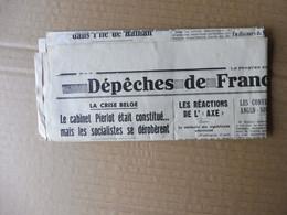 1939 Articles De Presse : Haïnan ( Ka Tchek ,Lo Houci ,PO Ten ); Un Brave Georges Schillé De Remelfing-les-Sarreguemines - Unclassified