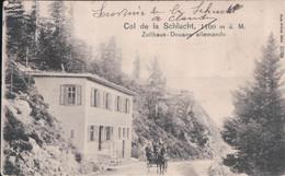 Col De La Schlucht Douane Allemande (1903) - Sonstige Gemeinden